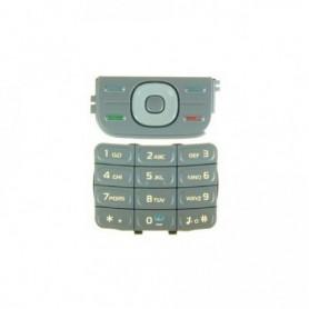 Keypad Nokia 5200 / 5300 Silver