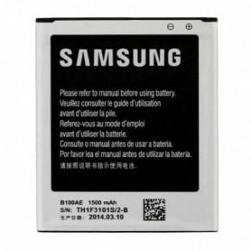Samsung, EB-B100AE, Li-Ion Battery, S7270 Galaxy Ace 3, 1500mAh, EB-B100AEBECWW