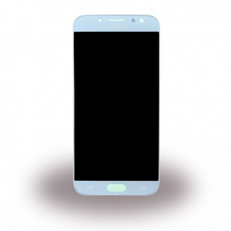 Samsung J730F Galaxy J7 2017 LCD Display / Touch Screen Silver, GH97-20736B / 20801A