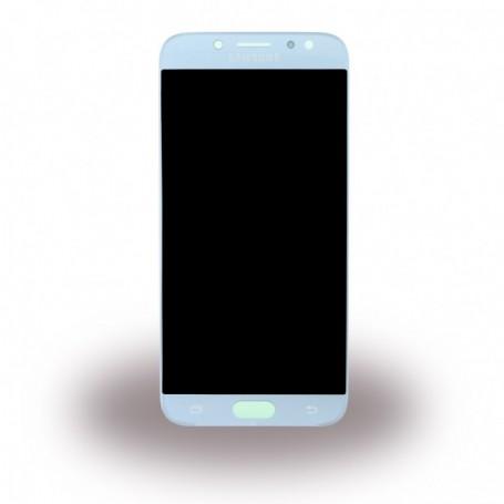 Samsung J730F Galaxy J7 2017 LCD Display / Touch Screen Silver, GH97-20736B