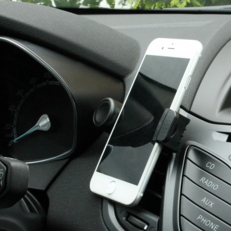 360 Car Smartphone Holder Universal Black
