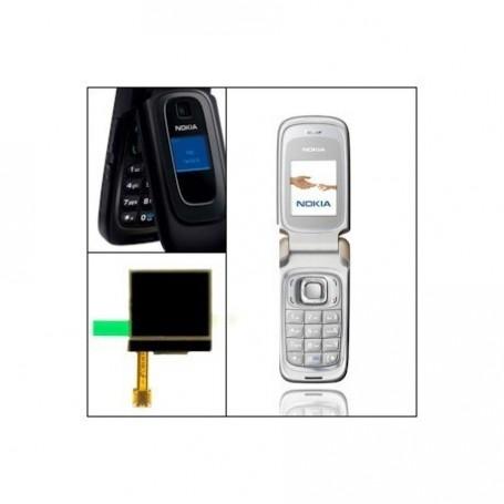 Ecrã LCD Nokia 2760 / 6085 / 6086 Exterior