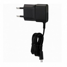 Nokia, AC-18E, Mains Charger / Travel Charger, MicroUSB, Black, 550 mA