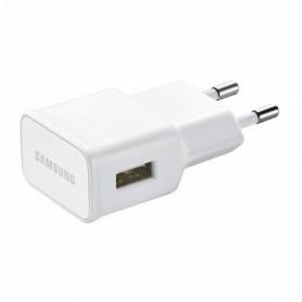 Carregador Samsung, EP-TA50EWE, USB, 1550 mA, Branco, Original, EP-TA50EWEUGWW