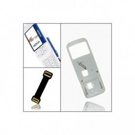 Slide Nokia 5200 / 5300 White